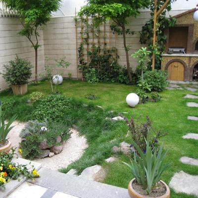 اجرای فضای سبز